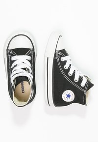 Converse - CHUCK TAYLOR AS CORE - Sneakers hoog - black - 1