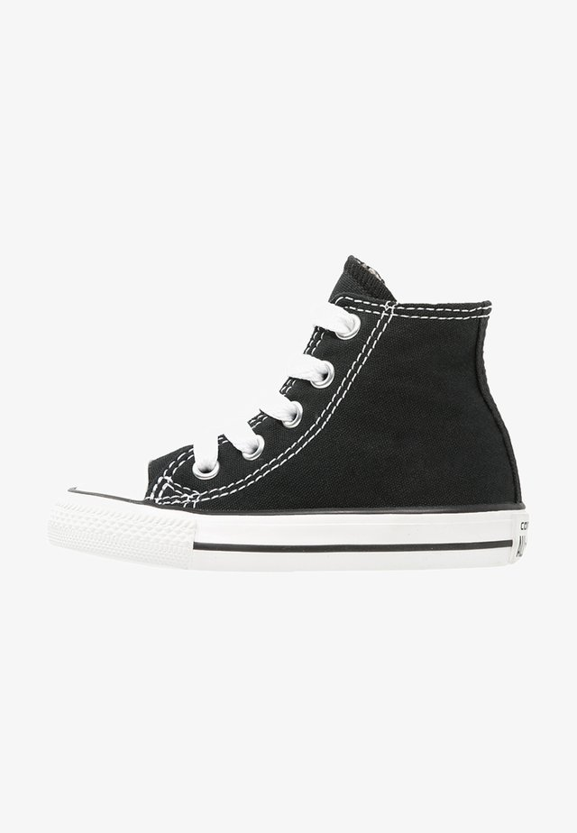 CHUCK TAYLOR AS CORE - Høye joggesko - black