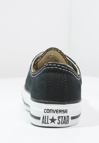 Converse - CHUCK TAYLOR ALL STAR - Sneakers laag - black - 3