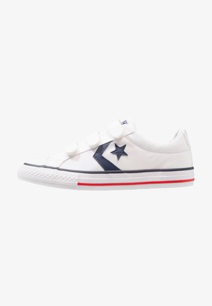 STAR PLAYER - Sneakers laag - white/navy/red