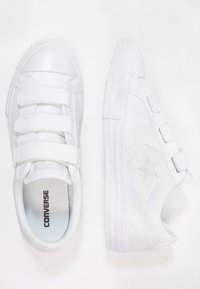 Converse - STAR PLAYER JUNIOR - Sneaker low - white - 0