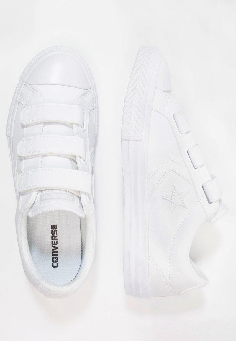 Converse - STAR PLAYER JUNIOR - Sneaker low - white