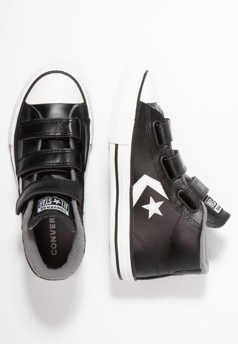 Converse - STAR PLAYER - Sneakers hoog - black/mason/vintage white