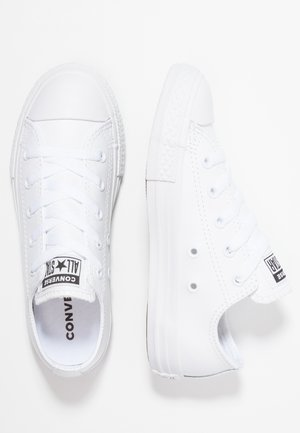 CHUCK TAYLOR ALL STAR - Matalavartiset tennarit - white