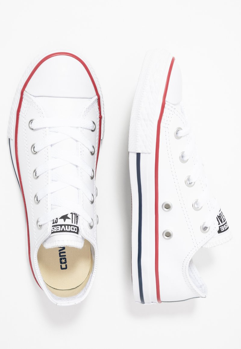 Converse - CHUCK TAYLOR ALL STAR - Sneaker low - white/garnet/navy