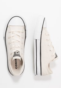 Converse - CHUCK TAYLOR ALL STAR RENEW - Tenisky - natural/white/black - 0