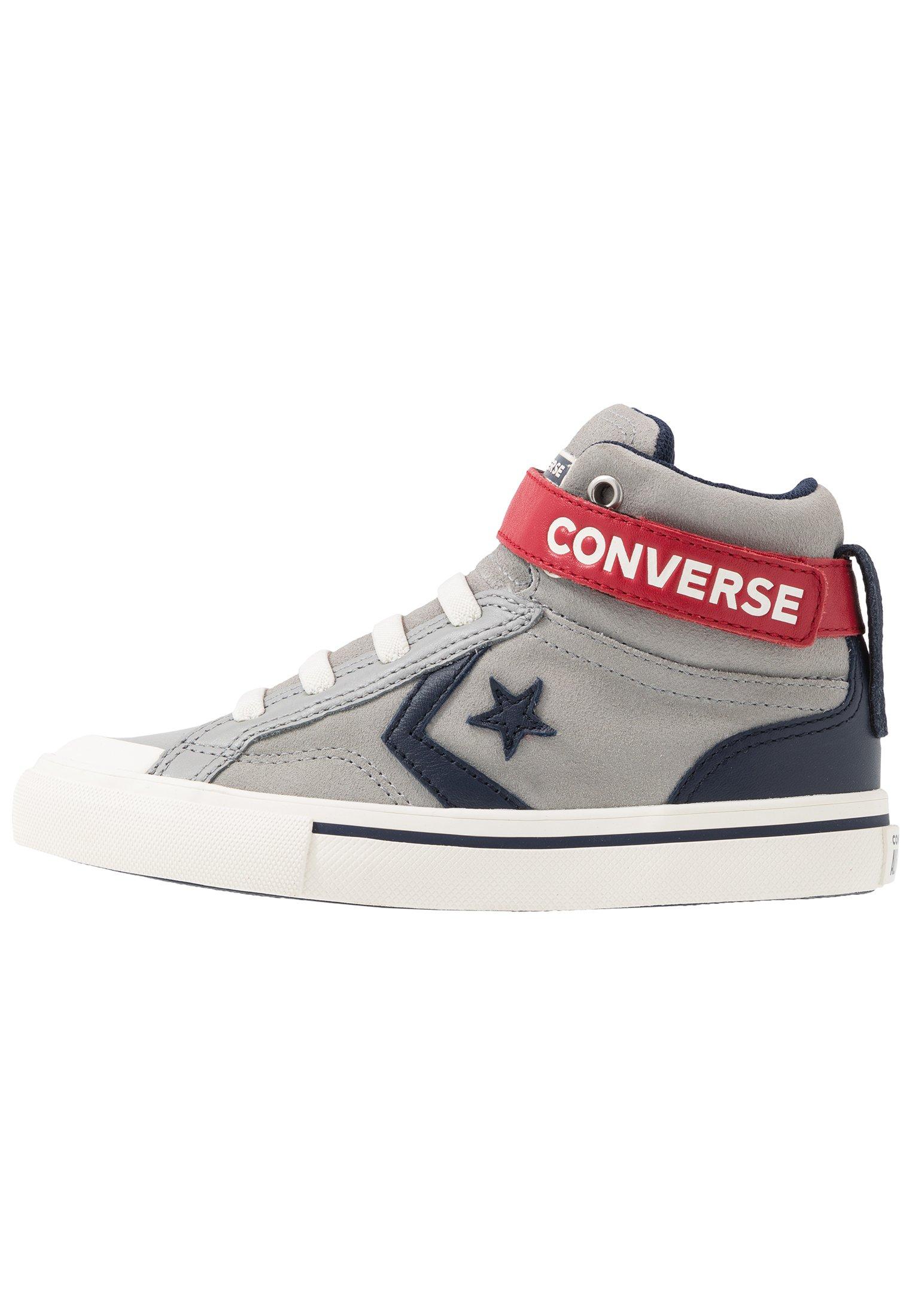 Converse pro sneakers alte ash greyturtledovenavy zalando
