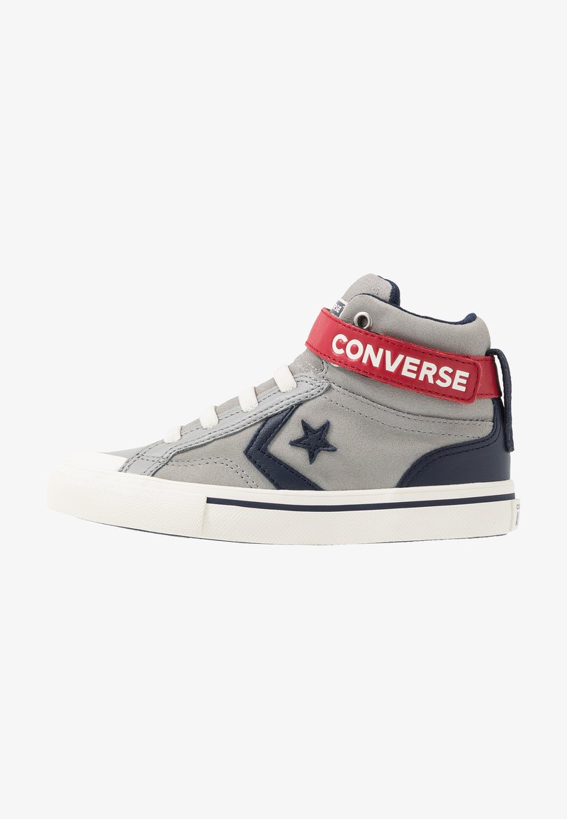 Converse - PRO BLAZE STRAP - High-top trainers - dolphin/obsidian/turtledove
