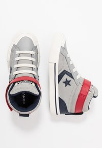 Converse - PRO BLAZE STRAP - High-top trainers - dolphin/obsidian/turtledove - 1