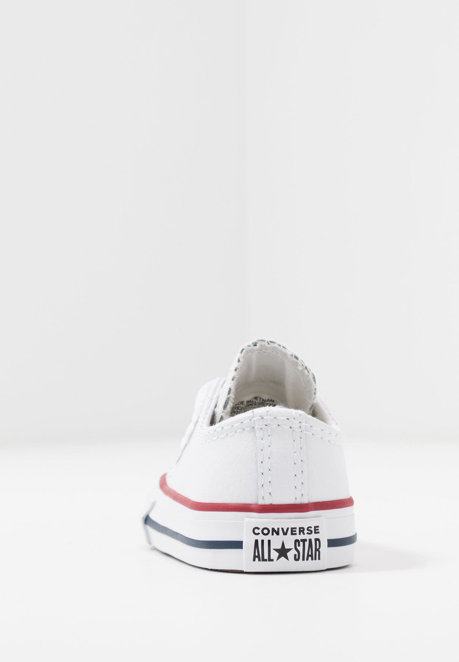Converse CHUCK TAYLOR ALL STAR - Sneakersy niskie - white/garnet/navy