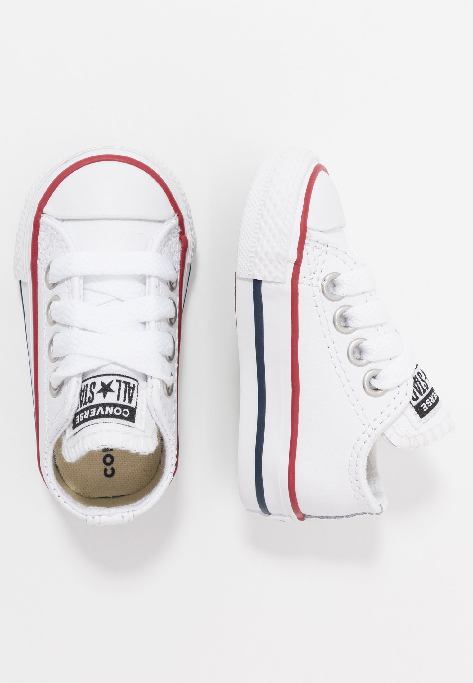 CHUCK TAYLOR ALL STAR Sneakers basse whitegarnetnavy