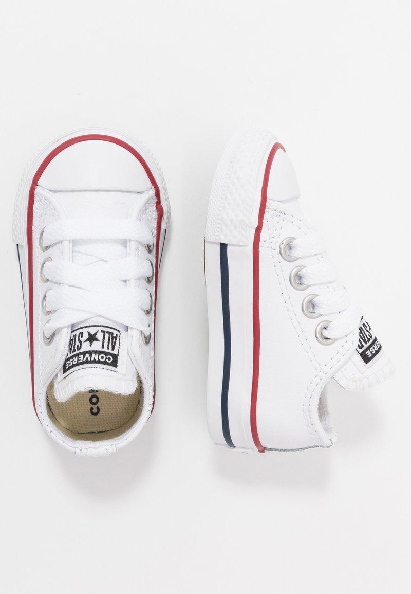 Converse - CHUCK TAYLOR ALL STAR - Sneakersy niskie - white/garnet/navy