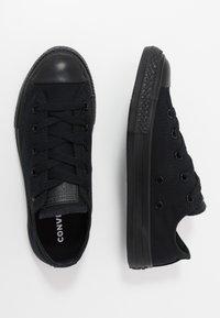 Converse - CHUCK TAYLOR ALL STAR - Baskets basses - black - 0