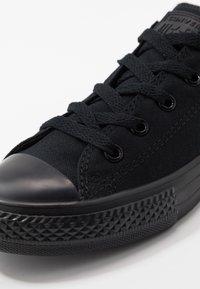 Converse - CHUCK TAYLOR ALL STAR - Baskets basses - black - 2