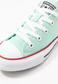 Converse - CHUCK TAYLOR ALL STAR TWISTED VARSITY - Sneakers laag - ocean mint/garnet/white - 2