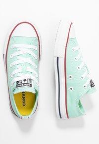 Converse - CHUCK TAYLOR ALL STAR TWISTED VARSITY - Sneakers basse - ocean mint/garnet/white - 0