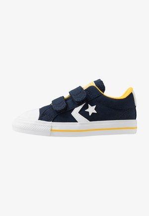 STAR PLAYER - Sneakers - obsidian/amarillo/white
