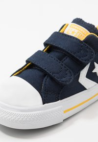 Converse - STAR PLAYER - Sneakers laag - obsidian/amarillo/white - 2