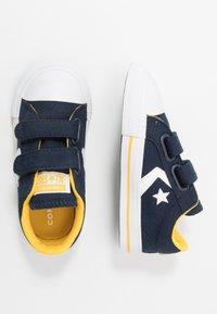 Converse - STAR PLAYER - Sneakers laag - obsidian/amarillo/white - 0