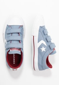 Converse - STAR PLAYER - Baskets basses - blue slate/team red/white - 0