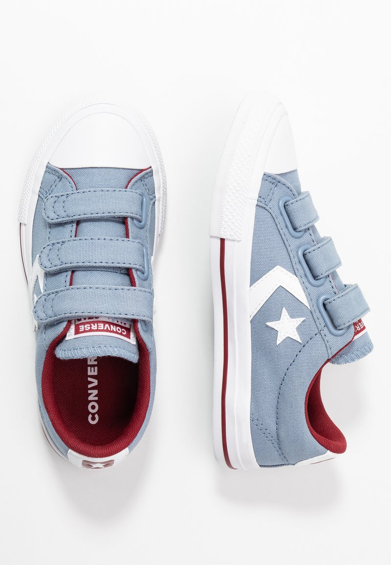 Converse - STAR PLAYER - Baskets basses - blue slate/team red/white