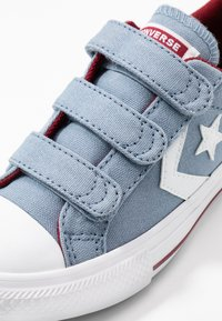 Converse - STAR PLAYER - Baskets basses - blue slate/team red/white - 2