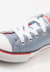 Converse - CHUCK TAYLOR ALL STAR STREET VARSITY - Baskets basses - blue slate/white/university red - 2