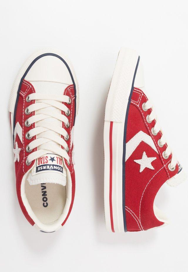STAR PLAYER - Sneakers laag - chili paste/vaporous gray/egret