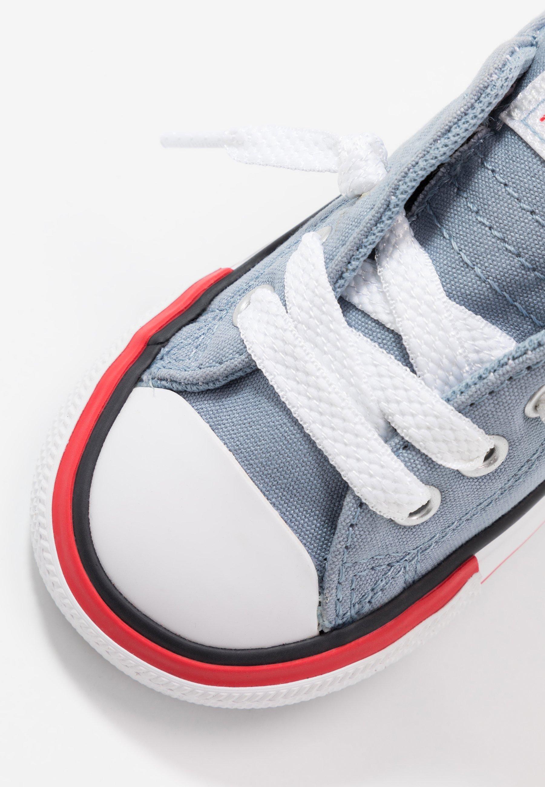 CHUCK TAYLOR ALL STAR STREET VARSITY SLIP ON Sneaker low blue slatewhiteuniversity red