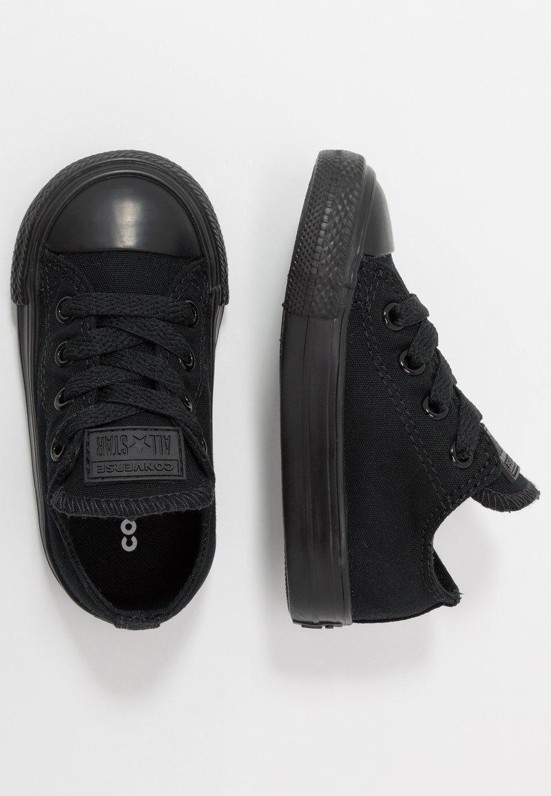 Converse - CHUCK TAYLOR ALL STAR - Matalavartiset tennarit - black