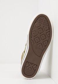 Converse - CHUCK TAYLOR ALL STAR POCKET - Sneakers alte - street sage/khaki - 5