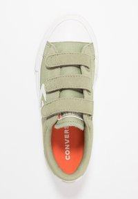 Converse - STAR PLAYER - Sneakers laag - street sage/vintage white - 1
