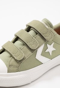 Converse - STAR PLAYER - Sneakers laag - street sage/vintage white - 5