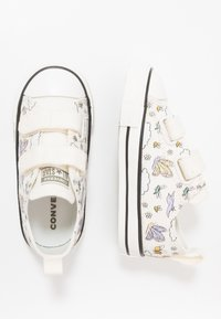 Converse - CHUCK TAYLOR ALL STAR - Sneakers - vintage white/moonstone violet - 0