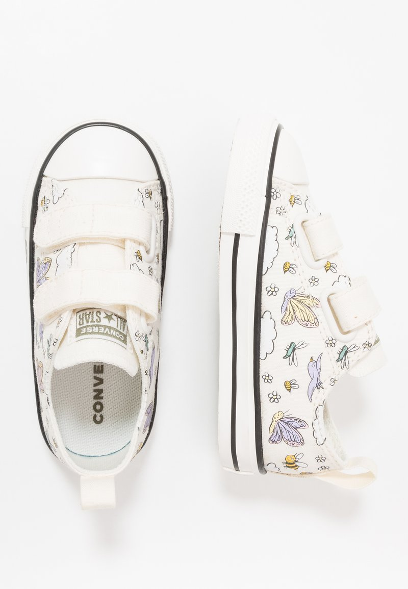 Converse - CHUCK TAYLOR ALL STAR - Sneakers - vintage white/moonstone violet