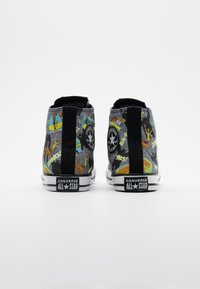 Converse - CHUCK TAYLOR SCOOBY MYSTERY MACHINE - Vysoké tenisky - almost black/white/multicolor - 2