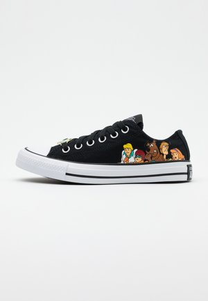 CHUCK TAYLOR SCOOBY - MYSTERY INC - Tenisky - black/multicolor/white
