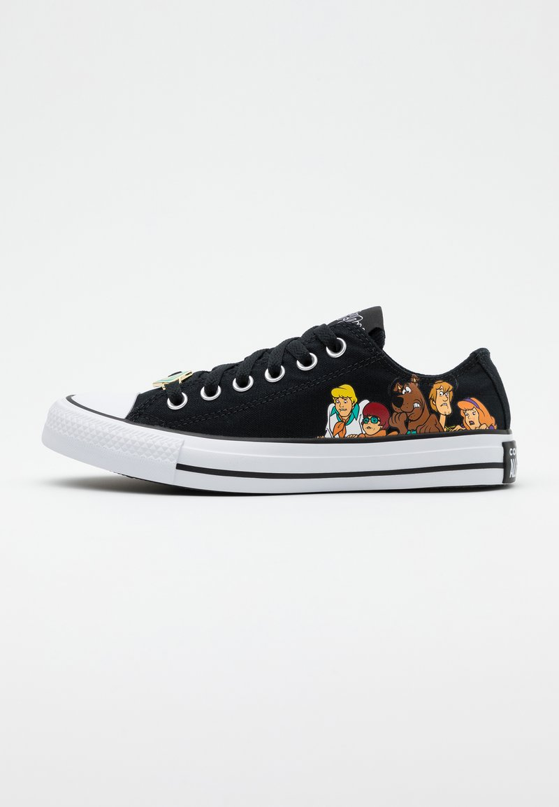 Converse - CHUCK TAYLOR SCOOBY - MYSTERY INC - Tenisky - black/multicolor/white
