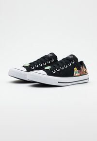 Converse - CHUCK TAYLOR SCOOBY - MYSTERY INC - Tenisky - black/multicolor/white - 1