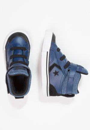 PRO BLAZE STRAP - Sneakers high - navy/black/white