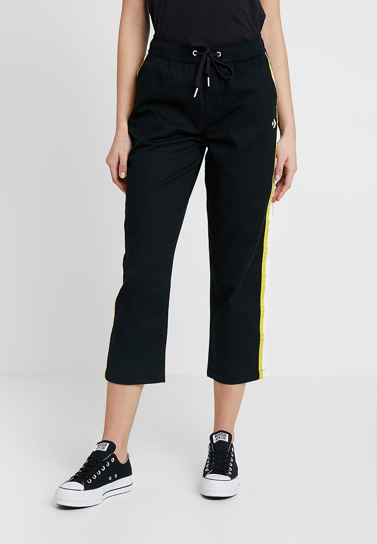 Converse - PULL ON PANT - Kalhoty - black