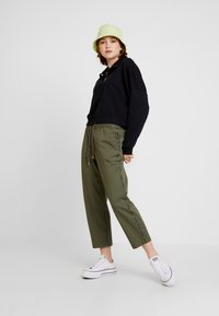 Converse - PIPING PULL ON PANT - Trousers - field surplus - 1