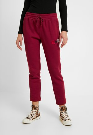 ALL STAR PANT - Tracksuit bottoms - back alley brick