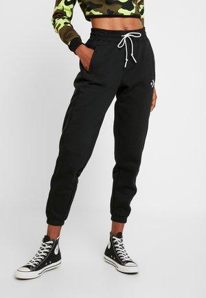 SWEATPANT - Pantaloni sportivi - black