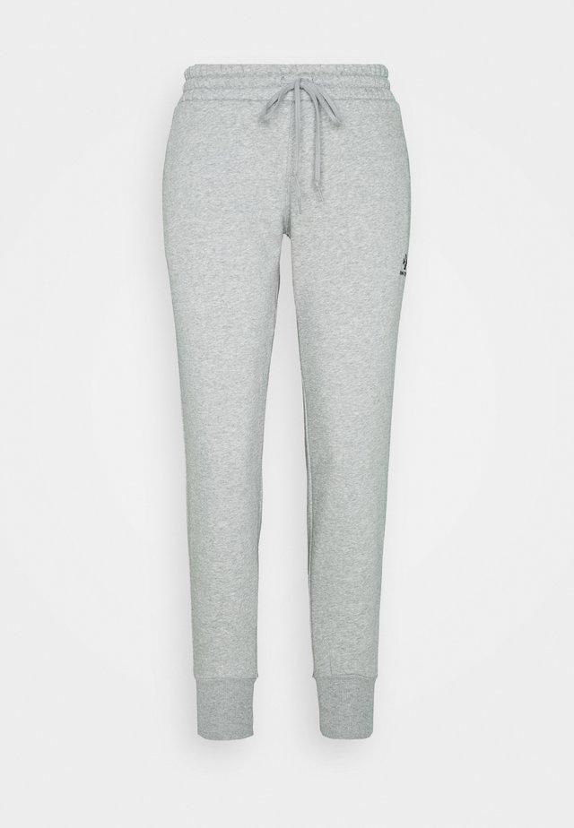WOMENS STAR CHEVRON FOUNDATION SIGNATURE PANT - Pantalones deportivos - vintage grey heather