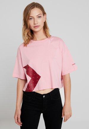 STARWARE TEE - T-shirts med print - coastal pink