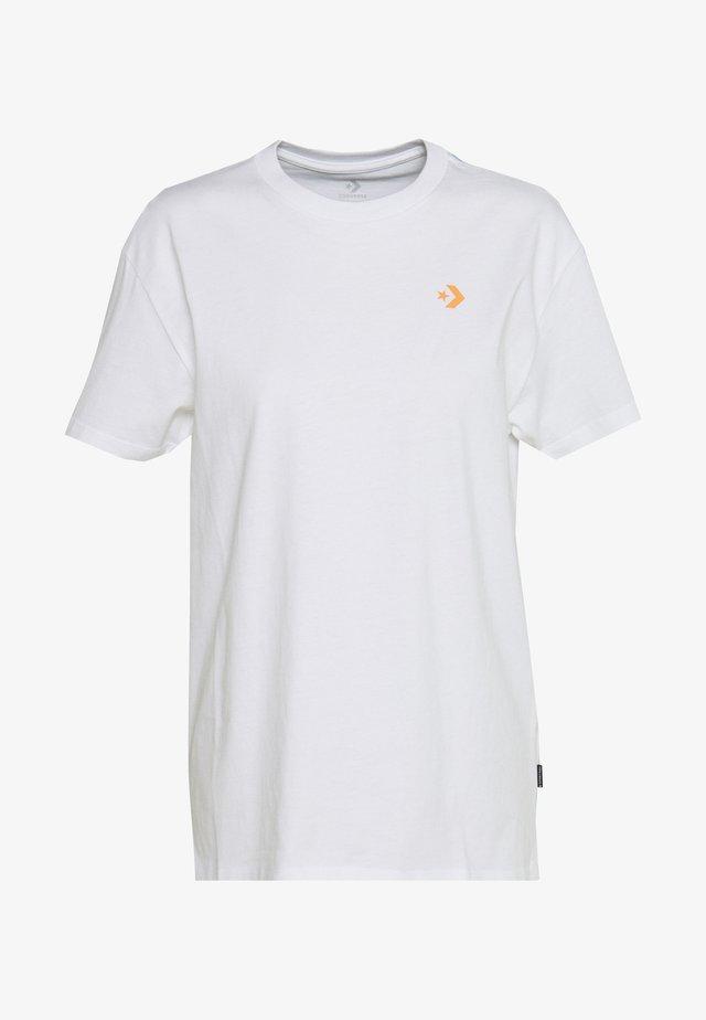 IMPRESSIONIST ART TEE - T-shirt print - white