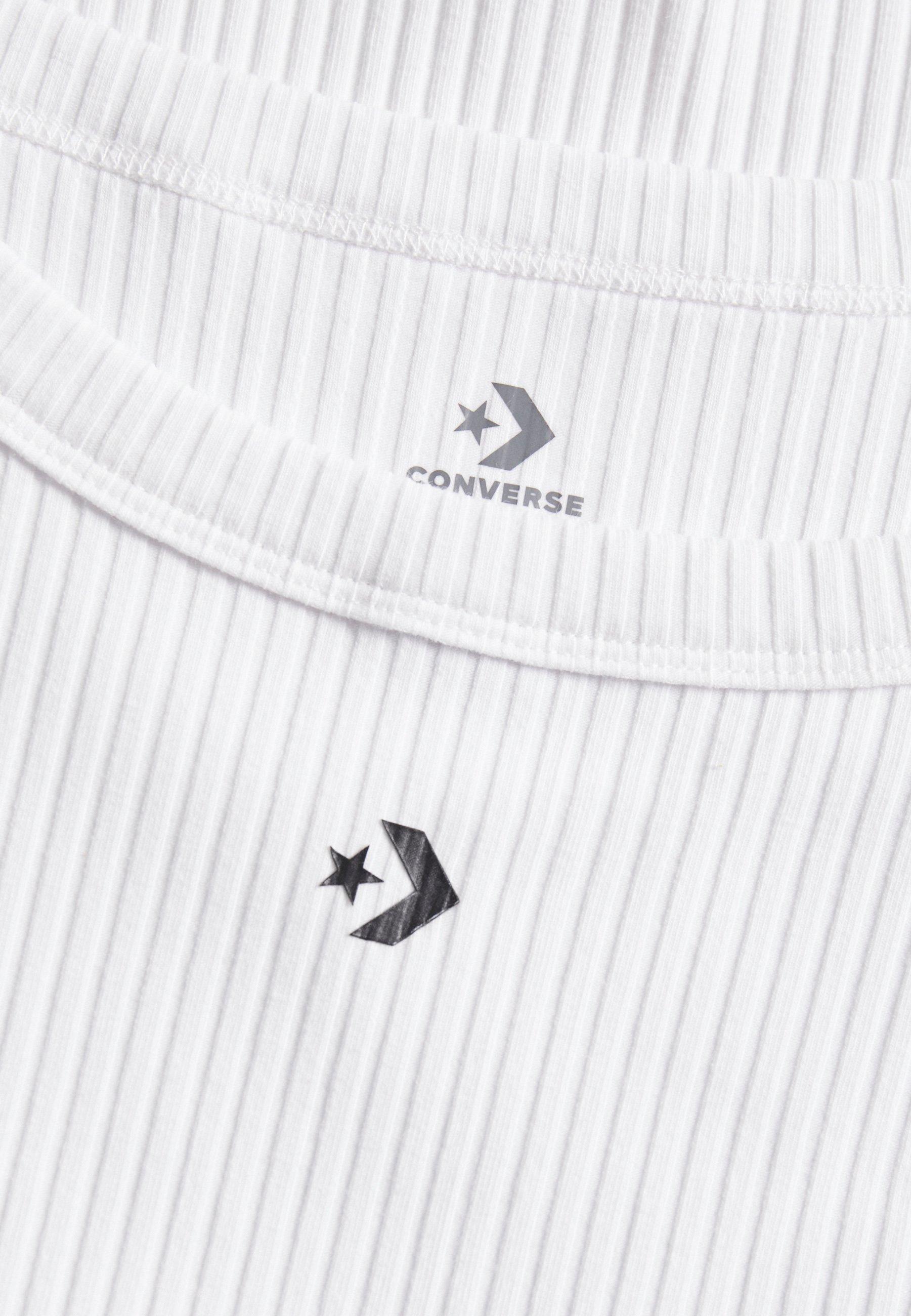 Converse WOMENS CORE TANK - Topper - white