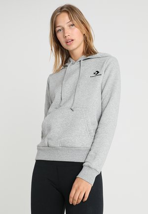 HOODIE - Sweat à capuche - vintage grey heather