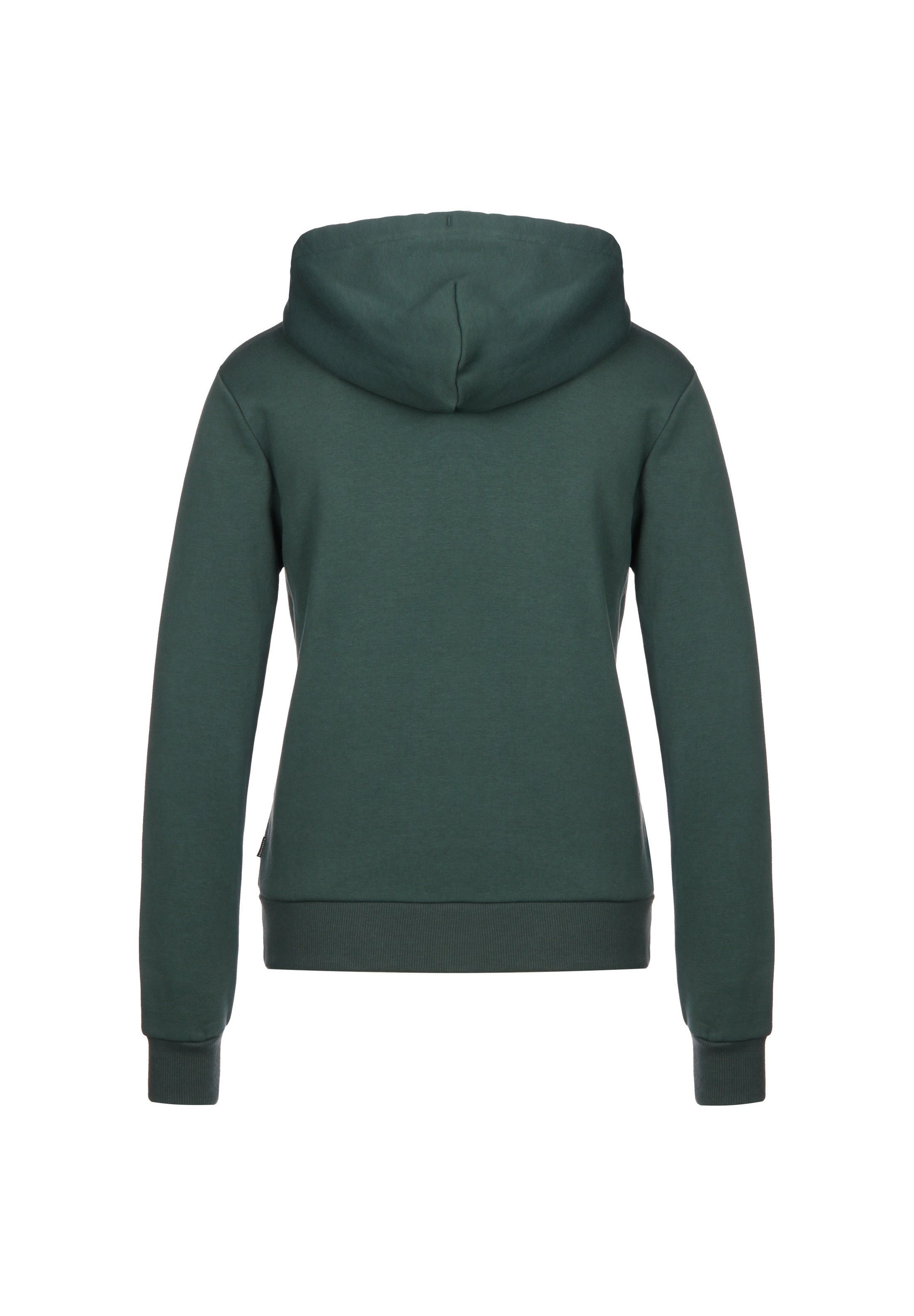 Converse BLOCKED HOODIE Sweat polaire olive ZALANDO.FR